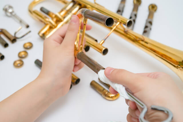 管楽器修理